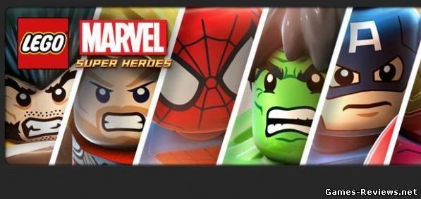 Обзор LEGO Marvel SuperHeroes | Лего супер герои