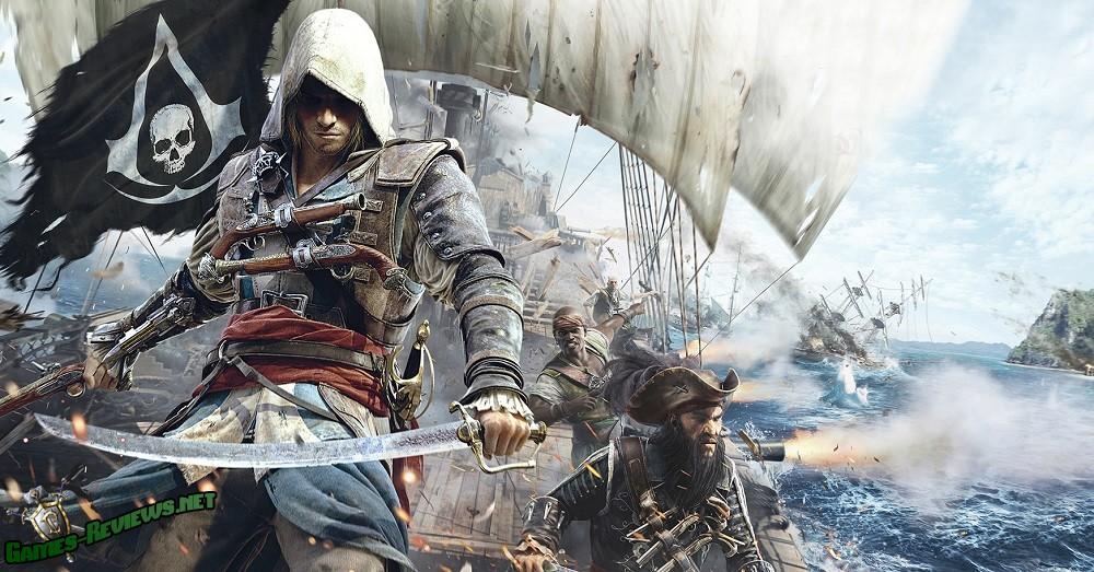 Обзор игры Assassin's Creed 4: Black flag