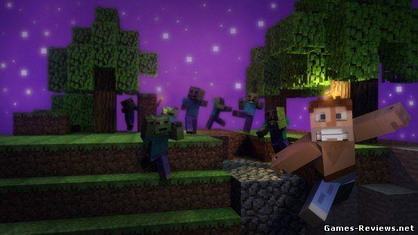Как сделать лампу в Minecraft?