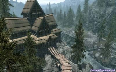 Как построить дом в «Скайрим»