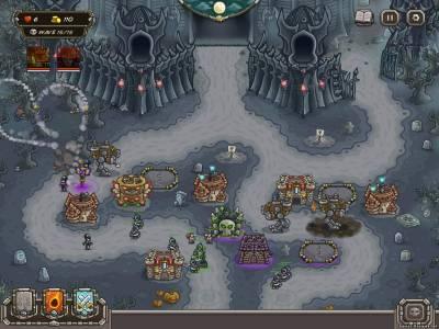 Обзор игры kingdom rush: frontiers