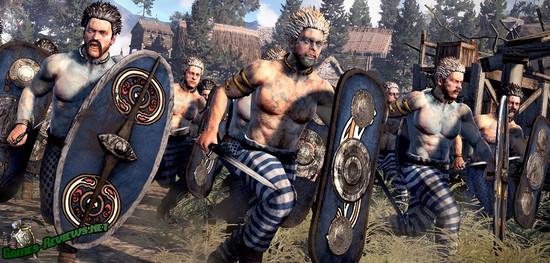 Небольшой обзор игры Total War: Rome 2