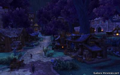 Взаимодействие с соратниками в World of Warcraft