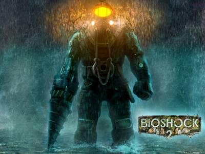 """Прохождения игры BioShock 2 - Станция """"Атлантический экспресс"""" - Впадина бедняков (Начало)"""