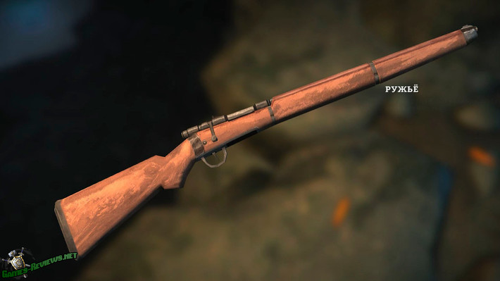 Поиски винтовки или ружья в The Long Dark - где находится?