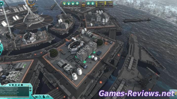 Project AURA - Прохождение первой миссии
