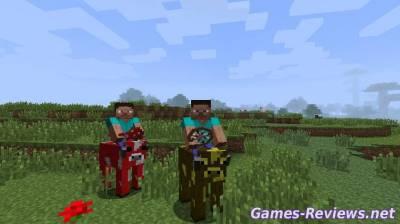 Как приручить животных в Minecraft