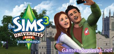 Университет в Sims 3 - как поступить и закончить?