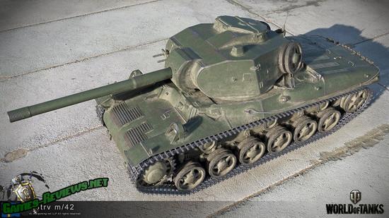 Как играть на Strv m/42? - гайд, видео, обзор