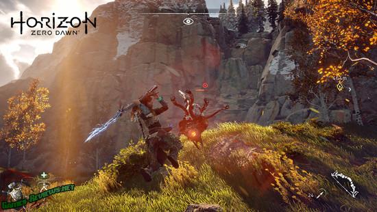 Прохождение игры Horizon Zero Dawn