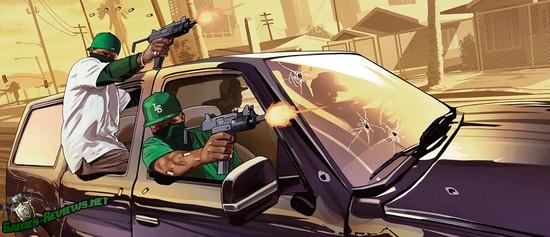 GTA 5: как создать свою банду