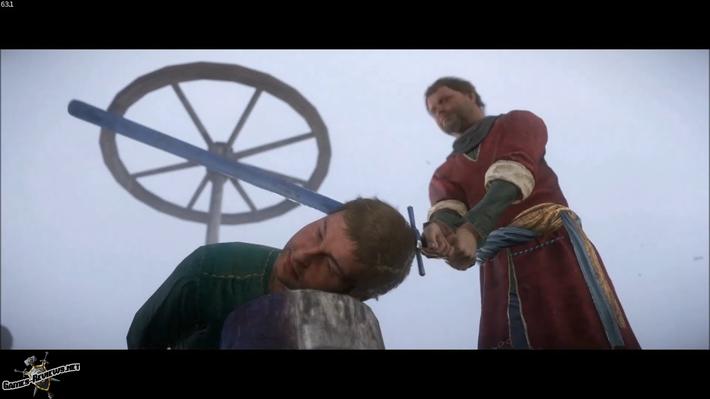 """Прохождение квеста """"Гроши за старую веревку"""" в Kingdom Come: Deliverance"""