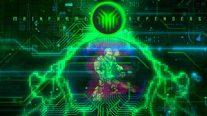 Mainframe Defenders – простой и продуманный тактический рогалик