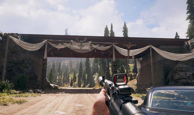 Far Cry 5, Река Хенбейн. Сюжетное задание «Назначения доктора»
