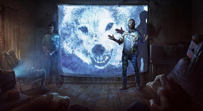 Far Cry 5. Горы Уайттейл, сюжетное задание «Время обеда»