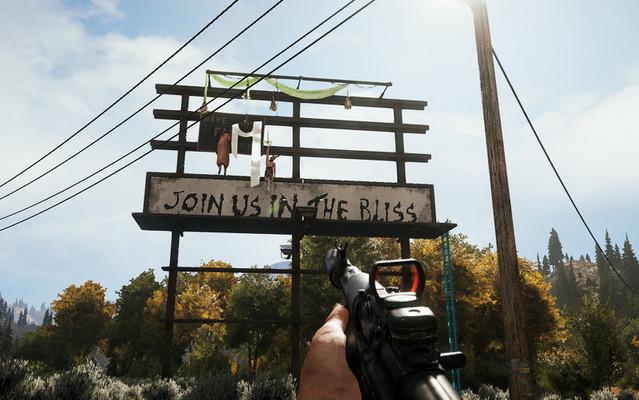Far Cry 5, Река Хенбейн. Сюжетное задание «Клиническое исследование»