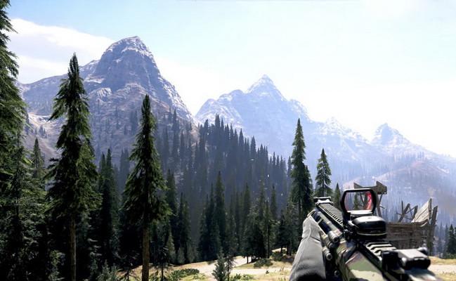 Far Cry 5. Горы Уайттейл, сюжетное задание «Лесопилка Байрон»