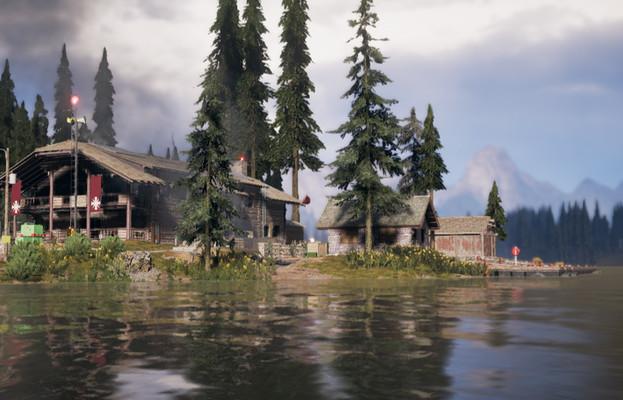 Far Cry 5, Река Хенбейн. Сюжетное задание «За чистоту окружающей среды»