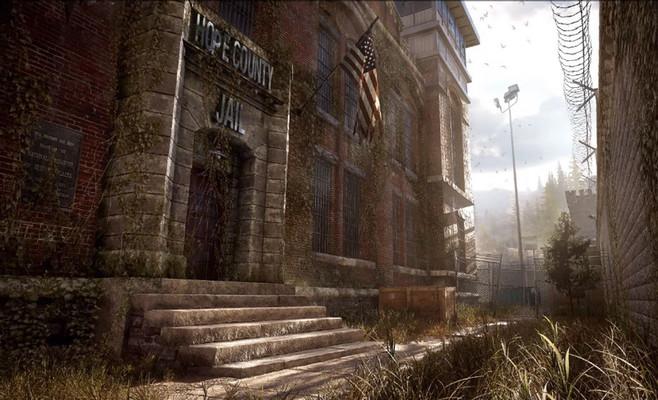Far Cry 5, Река Хенбейн. Сюжетное задание «Тюрьма округа Хоуп»