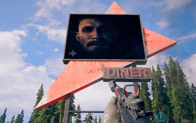 Far Cry 5. Горы Уайттейл, сюжетное задание «Вернем Хоупу былое величие»