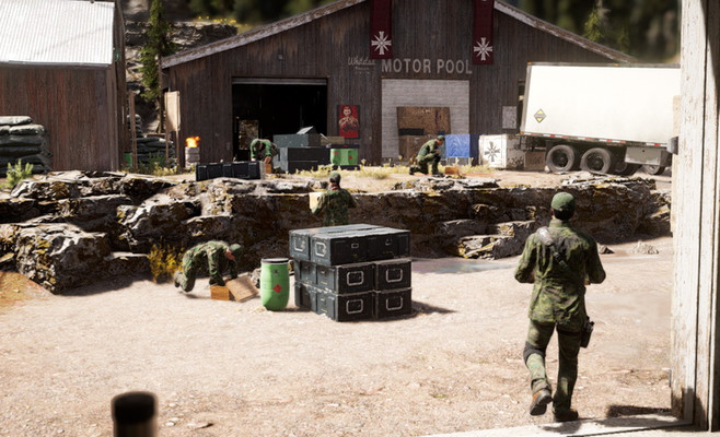 Far Cry 5. Горы Уайттейл, сюжетное задание «Подготовка»