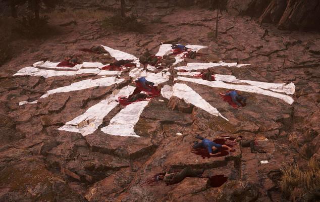 Far Cry 5, Река Хенбейн. Сюжетное задание «Прыжок веры» (благословения Веры)