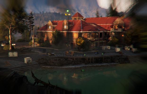 Far Cry 5, Река Хенбейн. Сюжетное задание «Спасение»