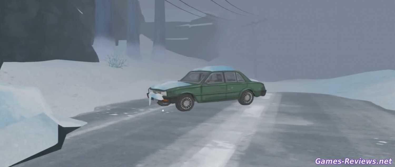 Как ездить на машине в The Long Dark?