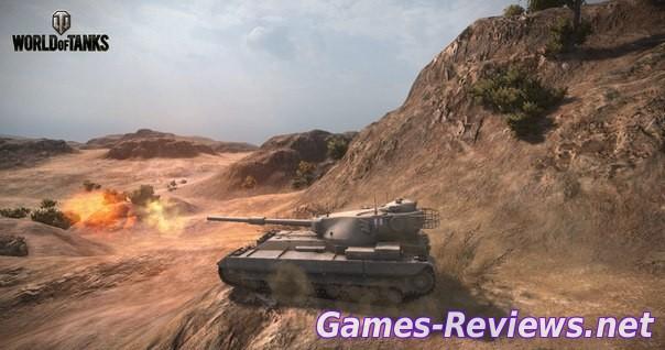 Тяжелые танки Англии в World Of Tanks - FV215b