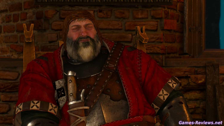 Как забраться на башню в Ведьмак 3 к Кровавому Барону