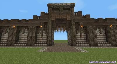 Как скрафтить забор в МайнКрафт и для чего он нужен?