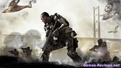 Системные требования Call of Duty Advanced Warfare