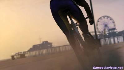 Как ездить на велосипеде в ГТА 5?