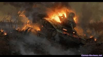 Как поджечь танк в WoT?
