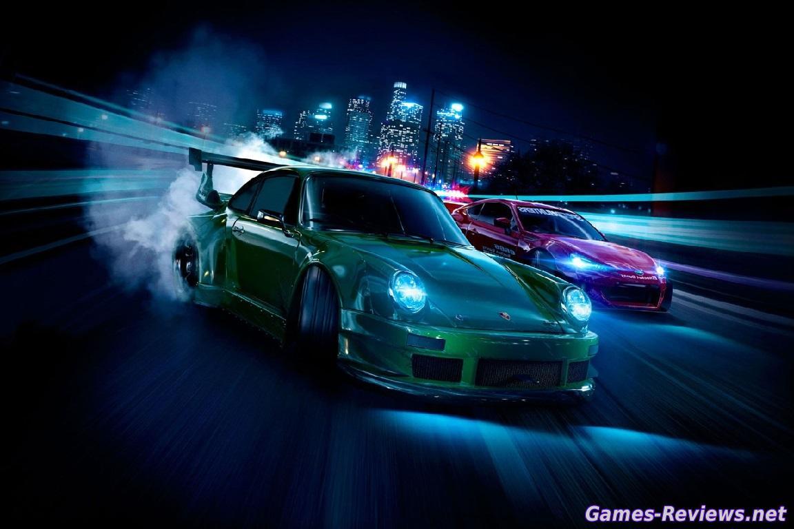 Системные требования Need for Speed 2015