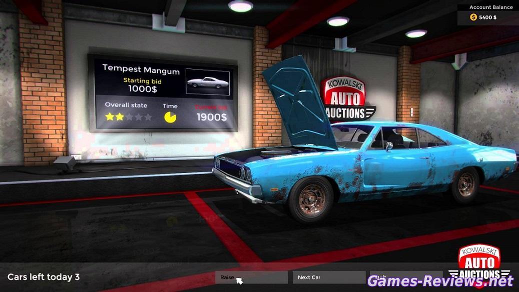 Прохождение Car Mechanic Simulator 2015