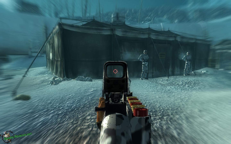 Fallout 3 моды на оружие - какие бывают?