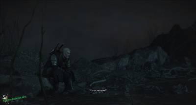 Как победить О'дима в Ведьмак 3 Каменные Сердца