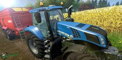 Что представляет собой мод ГРЯЗЬ для Farming Simulator 2015?