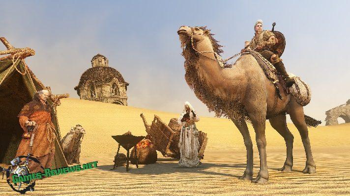 Blcak Desert: как получить верблюда?