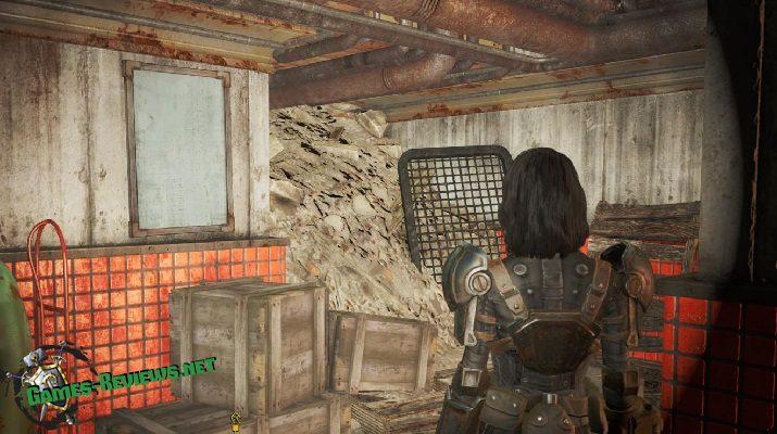 Fallout 4: Как включить фонарик?