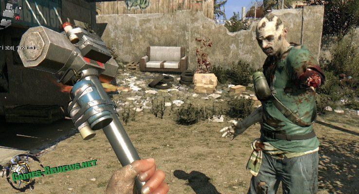 Где в Dying Light найти оружие?