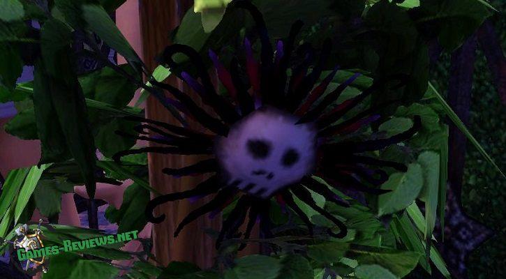 Симс 4: где найти цветок смерти?