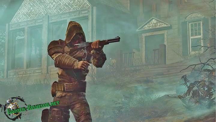 Fallout 4. Far Harbor: уникальное оружие