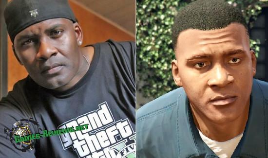 Актёры подарившие свои лица и озвучку персонажам Grand Theft Auto 5