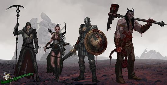 Кооператив в Dragon Age: Inquisition - часть 2