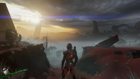 И еще немного ME: Andromeda...