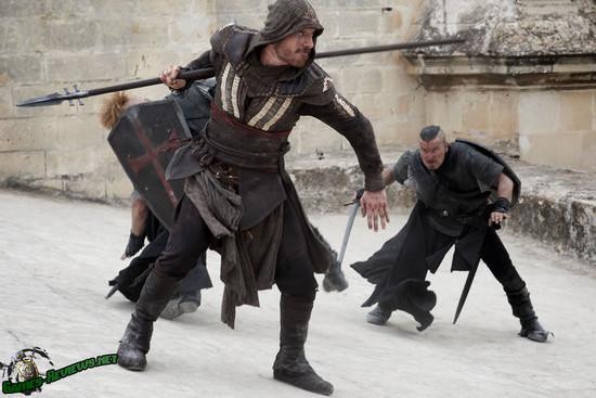 Фильм Assassin`s Creed снимали практически без CGI