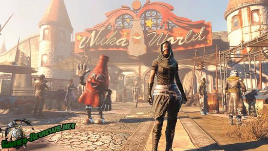 Fallout 4: прохождение Ядер Мира